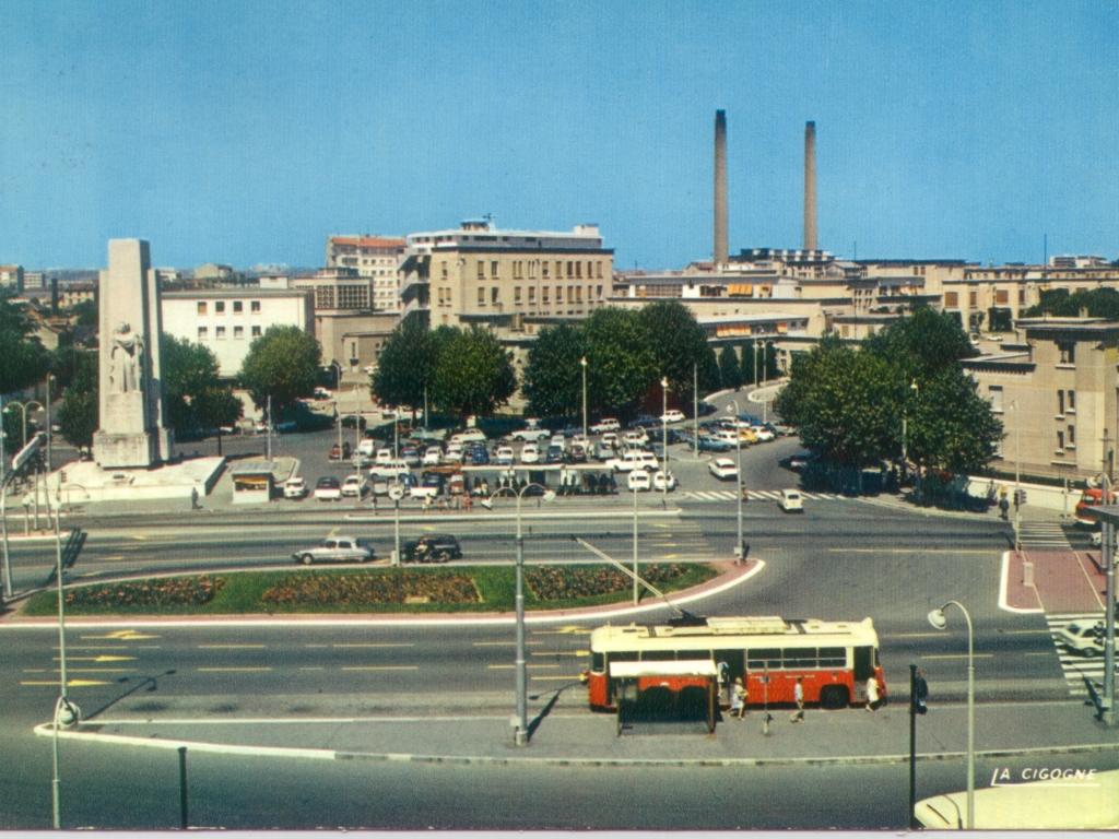 Forum l 39 historique du r seau cartes postales photos anciennes et extraits de films la - Hotel lyon grange blanche ...