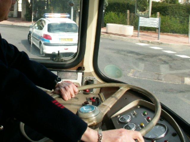 temps de conduite bus