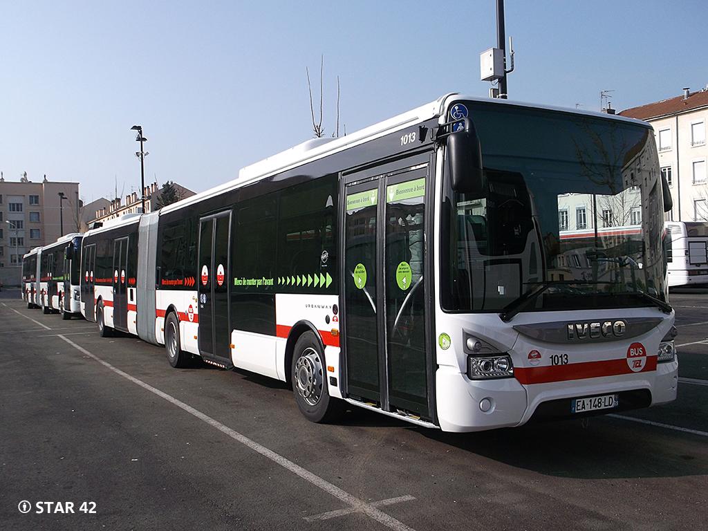 Forum autobus iveco bus urbanway 18 la passion des - Lyon to geneva bus ...