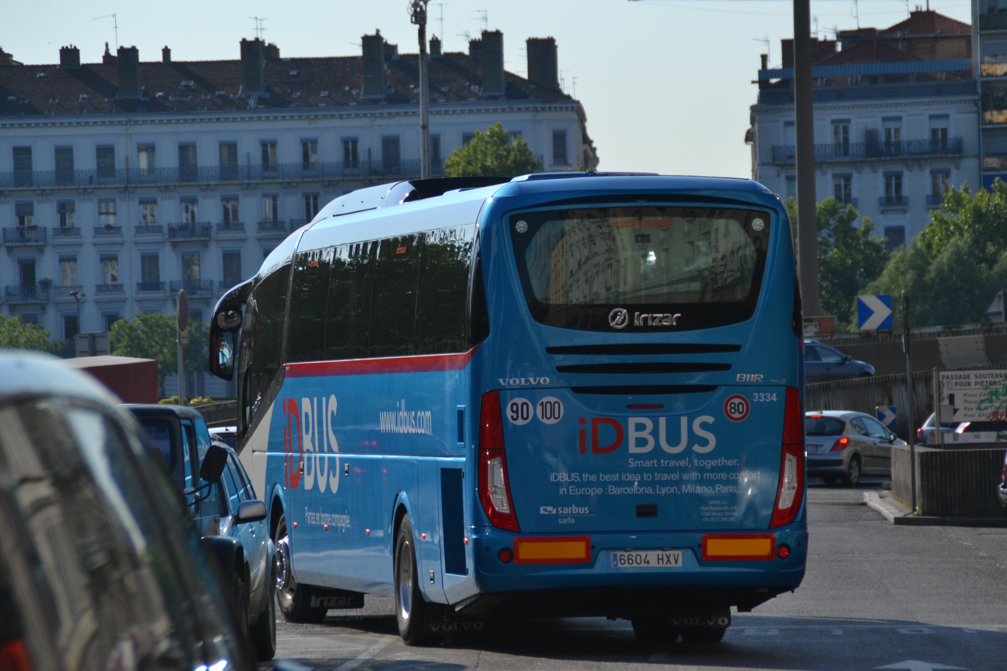 Index la passion des autobus et autocars en r gion lyonnaise - Lyon barcelone bus ...