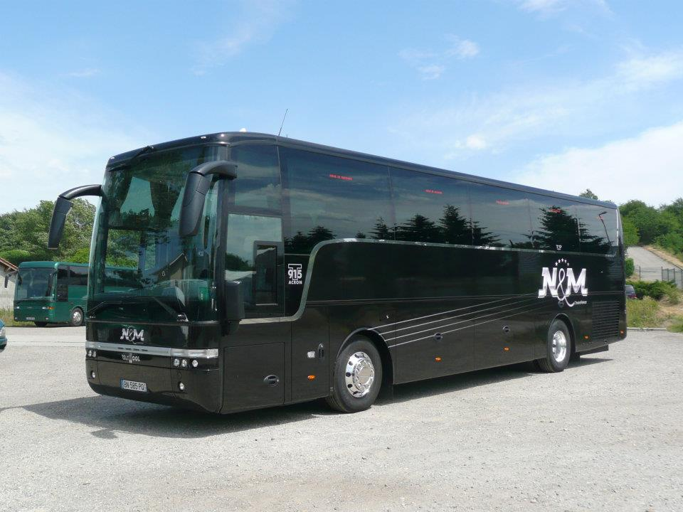 Vanhool N&M