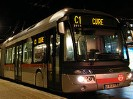 Infos concernant les trolleybus
